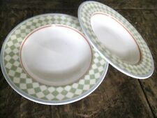 """6 Available Villeroy /& Boch /"""" Iceland Poppies /"""" Bowls 21cm Diameter"""