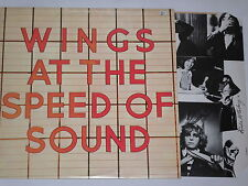 WINGS -Wings At The Speed Of Sound- LP