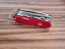 Rare Vintage 1960s Wenger Monarch Swiss Army Knife Great Condition!  005s