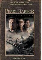 Pearl Harbor (DVD, 2001, 2-Disc Set, Widescreen 60th Anniversary Commemorative …