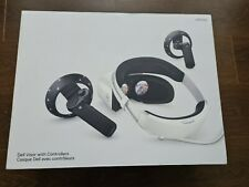 Dell VRP100 Visor With Controllers Mixed Reality Headset Boxed