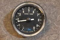 Triumph Bonneville T140 1978 Meriden Tachometer
