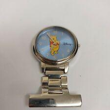 Fob Watch Nurse, Medical. Winnie the Pooh Nurses Fob Watch Disney mc2162 water r