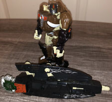 Transformers Cybertron OPTIMUS PRIME Deluxe Ape Beast Wars Unleashed COMPLETE