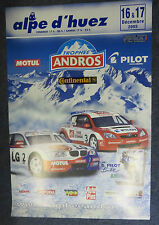 Trophee Andros Alpe d 'Huez 2005 cartel oficial-Alain Prost Toyota