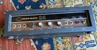 TEISCO CHECKMATE 22 VTG AMPLIFIER GUITAR AMP SOLID STATE RARE MINI COMBO 3 INPUT