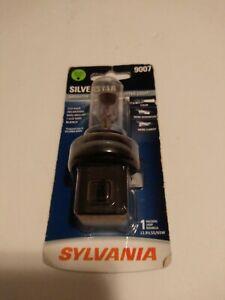 SYLVANIA - 9007 SilverStar - High Performance Halogen Headlight Bulb