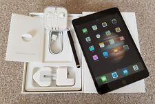 "Apple iPad mini 2 64GB, Wi-Fi, 7.9"" Retina Display,Space Grey.Genuine Cont+EXTRA"