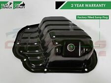 FOR NISSAN MICRA K12 1.0 1.2 1.4 NOTE CUBE 1.4 16V QUALITY ENGINE OIL PAN SUMP