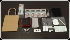 2 WIDEX BEYOND 440 FUSION 2 RIC HEARING AIDS + ACCESSORIES. MADE FOR IPHONE!