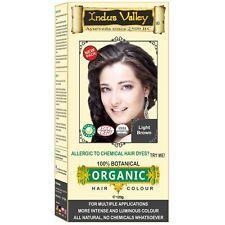 100% Organic Pure Botanical Natural Herbal Hair Dye Colour 100% Chemical Free