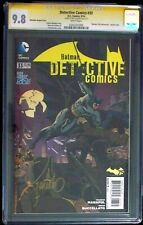 Detective Comics #33 CGC SS 9.8, Signed by Jim Steranko Variant cover