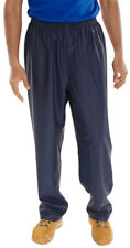 Brecon - Navy Blue All Weather Proof Breathable Pants - Small