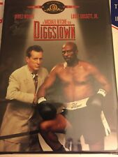 Diggstown (VHS, 1997, Movie Time) NEW ~ James Woods Louis Gossett JR. - Boxing