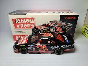 1996 Dale Earnhardt Jr #31 Mom 'N' Pop's DEI Chevy 1:24 NASCAR Action MIB