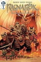 Ragnarok #1 Breaking of Helheim Thor's Journey IDW Comic 1st Print 2019 NM