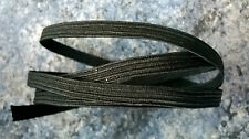 4 mtrs of  5mm Black Elastic