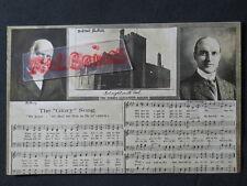 The Torrey Alexander Mission, Drill Hall, Edmund Road, Sheffield, 1905 Postcard