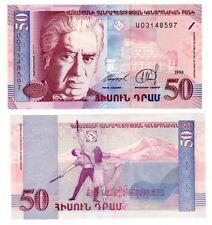 Armenie ARMENIA Billet 50 DRAM 1998 P41 NEUF UNC