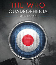 Quadrophenia: Live in London (DVD), DVD, The Who, Chris Rule, Excellent