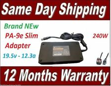 Charger For Dell Alienware M17X R1 M17X R2 M17X R3 M17X R4 240W 19.5v 12.3a NEW