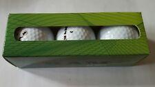 New Ram Fx Soft 1 Sleeve 3 Balls Golfballs Nib