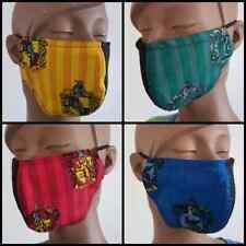 Face Cover Fashion Mask Harry Potter Gryffindor Slytherin Hufflepuff Ravenclaw
