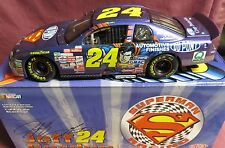 1/24 ACTION 1999 SUPERMAN-DUPONT, #24, JEFF GORDON
