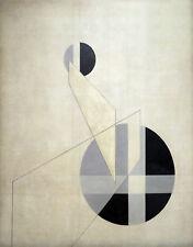 La PITTURA Moholy-Nagy composizione un XX ART PRINT PICTURE POSTER hp2863