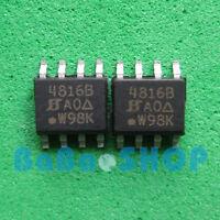 2pcs ~ 100pcs New SI4816BDY SI4816B 4816B Original Vishay MOSFET SOP-8
