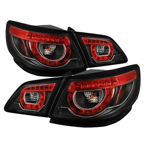 Spyder Auto 5080974 LED Tail Lights Fits 14-16 SS
