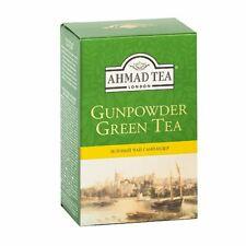 AHMAD TEA , GUNDOWDER GREEN Tea , 250 gr,  Té Verde , Scadenza 03/09/2021