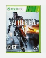 NEW BATTLEFIELD 4 MICROSOFT XBOX 360 GAME WORLD WIDE SHIPPING BUY IT NOW