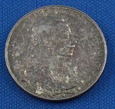 2 Mark Münze Silber 1913