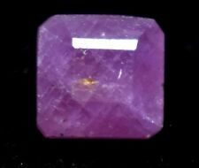 100% NATURAL Pink Burma RUBY AGSL Certified 4.45 CT EmeraldSHAPED LOOSE GEM !!!