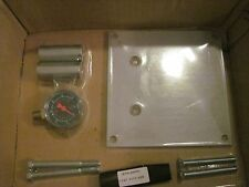NEW FISHER 546 TRANSDUCER SURFACE MOUNING KIT WITH REGULATOR FS546-71