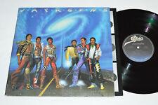 THE JACKSONS Victory LP 1984 Michael Jackson 5 VG/VG Epic Records Canada Vinyl