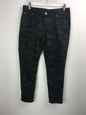 Two By Vince Camuto Camouflage Skinny Jeans Size 6.  G