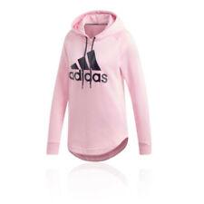 Sweats et vestes à capuches roses adidas pour femme