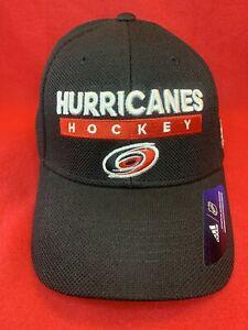 Adidas Carolina Hurricanes Hat/Cap Stretch Fit Size L/XL - NHL - New with Tags