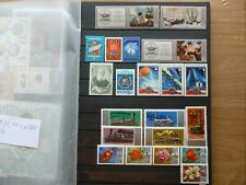 1978 Russia USSR 91 stamps and 8 Blocks MNH