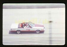 Buick Regal Pace Car - 1981 USAC Indianapolis 500 - Vintage Race Slide