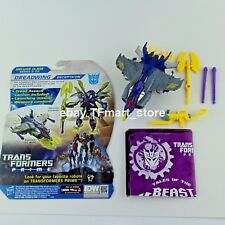 Hasbro Transformers Prime Robots In Disguise RID Beast Hunters Dreadwing