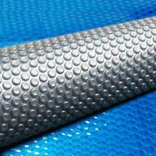 Aquabuddy PC-105X42-L-DX-BL Solar Swimming Pool Cover - Blue