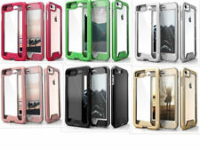 iPhone 6/6S/7/8- Plus ION Cover Tempered Glass Tough Hard Armor DEFENDER