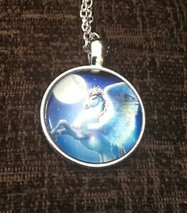 Pegasus Design Fashion Necklace