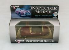 Brand New Corgi 96682 Jaguar MKII - Inspector Morse - 1st Edition