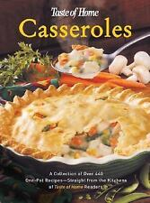Taste of Home:Casseroles: A Collection of Over 440 One-Pot Recipes - Straight fr