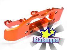 GPM ALUMINUM FRONT BUMPER ANIMAL GUARD O HPI 1/8 SAVAGE X XL FLUX 3.5 4.6 5.9 SS