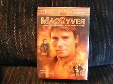 MacGyver First Season Dvd's New Sealed